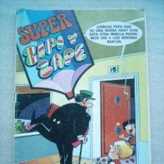 Tebeos: SUPER ZIPI ZAPE Nº 53 BRUGUERA 1977. Lote 29591562