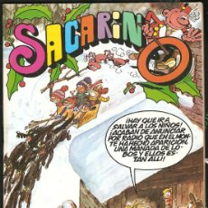 Tebeos: COMIC SACARINO EXTRA NAVIDAD. . BRUGUERA. 1981. Lote 41567859