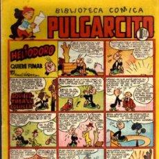 Tebeos: BIBLIOTECA CÓMICA PULGARCITO Nº 97 - ED. BRUGUERA. Lote 29618164