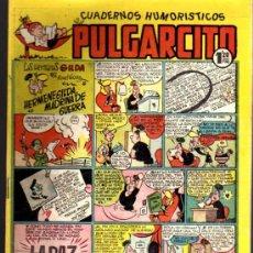 Tebeos: CUADERNOS HUMORÍSTICOS PULGARCITO Nº 96 - ED. BRUGUERA. Lote 29618168