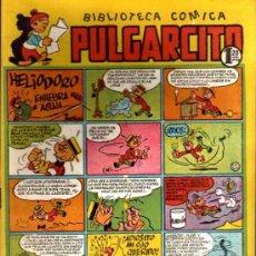 Tebeos: BIBLIOTECA CÓMICA PULGARCITO Nº 88 - ED. BRUGUERA. Lote 29618172