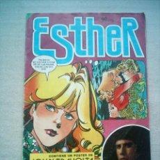Tebeos: ESTHER Nº 63 / BRUGUERA 1984 FAMA, POSTER JOHN TRAVOLTA. Lote 29719992