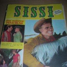 Tebeos: SISSI Nº 125. BRUGUERA 1960. TAB HUNTER. ZSA ZSA GABOR. SOFIA LOREN AND CARLO PONTI. MAUREEN O'HARA.. Lote 29697497