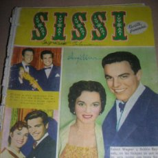Tebeos: SISSI Nº 51. BRUGUERA 1959. ROBERT WAGNER, DEBBIE REYNOLS. EDDIE FISHER. DEAN MARTIN, LIZ TAYLOR.. Lote 33623099