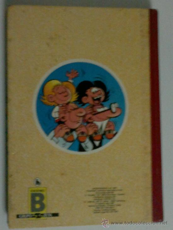 Tebeos: Super Humor 13 Zipi y Zape Mortadelo y Filemon ediciones B paginas finales al reves (ver fotos) - Foto 2 - 29823522