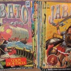 Tebeos: LOTE - JABATO - EDICION HISTORICA - EDICIONES B. Lote 29830557