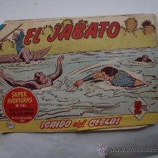 Tebeos: JABATO Nº 311 ORIGINAL. Lote 30026624