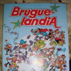 Tebeos: BRUGUERA - 1982 BRUGUELANDIA - Nº 3. COMIC STORY-3 BIOGRAFÍA DE IBAÑEZ NUEVO. Lote 31701231