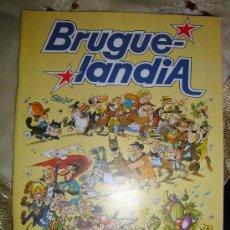 Tebeos: BRUGUERA - 1981 BRUGUELANDIA - Nº 1. COMIC STORY-1 COMPLETO DE CIFRÈ NUEVO. Lote 34686927