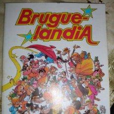 Tebeos: BRUGUELANDIA - Nº 2. COMIC STORY-2 COMPLETO DE VÁZQUEZ Y EL DDTNUEVO BRUGUERA - 1981. Lote 30299878