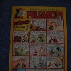 Tebeos: BIBLIOTECA COMICA PULGARCITO Nº 97. Lote 30038986