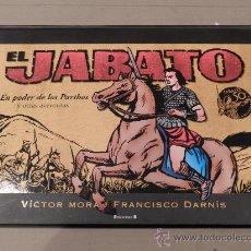 Tebeos: (M-3) EL JABATO , CONMEMORATIVO AL 50 ANIVERSARIO , VICTOR MORA / FRANCISCO DARNIS, 2008. Lote 30069661