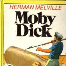 Tebeos: HERMAN MELVILLE - MOBY DICK - HISTORIAS INFANTIL Nº 6 - ED. BRUGUERA - 1986. Lote 30118577