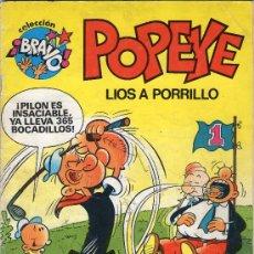 Tebeos: POPEYE - Nº 4 -
