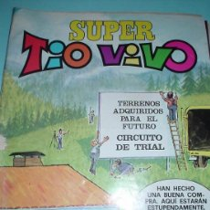 Tebeos: SUPER TIO VIVO NUMERO EXTRA. BRUGUERA 1974. 40 PTS. EPOCA 2. COMIC. Lote 30225445