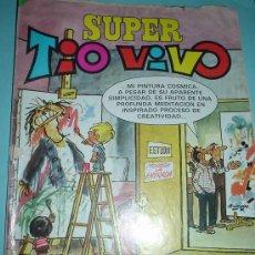 Tebeos: COMIC. SUPER TIO VIVO. 90 PTS - EDITORIAL BRUGUERA. Nº132. SEPTIEMBRE AÑO 1983. Lote 30226704