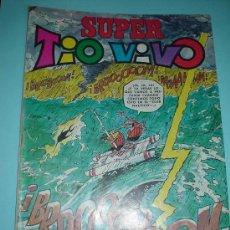 Tebeos: COMIC. SUPER TIO VIVO. NUMERO EXTRA. 1975. BRUGUERA. Lote 30235025