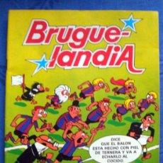 Tebeos: BRUGUERA - 1981 BRUGUELANDIA - Nº 5. COMIC STORY-5 COMPLETO DE CONTI NUEVO. Lote 45815750