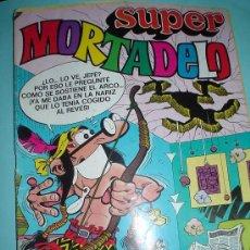 Tebeos: SUPER MORTADELO. NUMERO EXTRA. EDITORIAL BRUGUERA. 1975. ANUNCIO KICKERS. COMIC. Lote 30266564