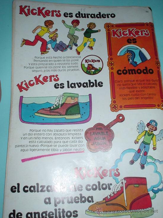 Tebeos: SUPER MORTADELO. NUMERO EXTRA. EDITORIAL BRUGUERA. 1975. ANUNCIO KICKERS. COMIC - Foto 2 - 30266564