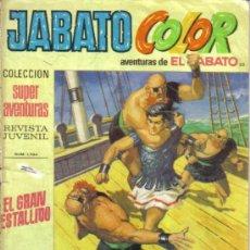 Tebeos: JABATO COLOR Nº 50. EL GRAN ESTALLIDO. LITERACOMIC.. Lote 30318404