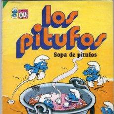 Tebeos: LOS PITUFOS - Nº 10 -