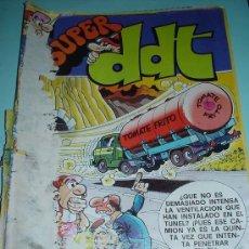Tebeos: SUPER DDT. Nº62. 25 DE DICIEMBRE DE 1978. COMIC. Lote 30331423