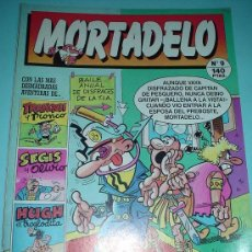 Tebeos: COMIC MORTADELO Nº 9 EDICIONES B GRUPO ZETA 1987. Lote 30332158