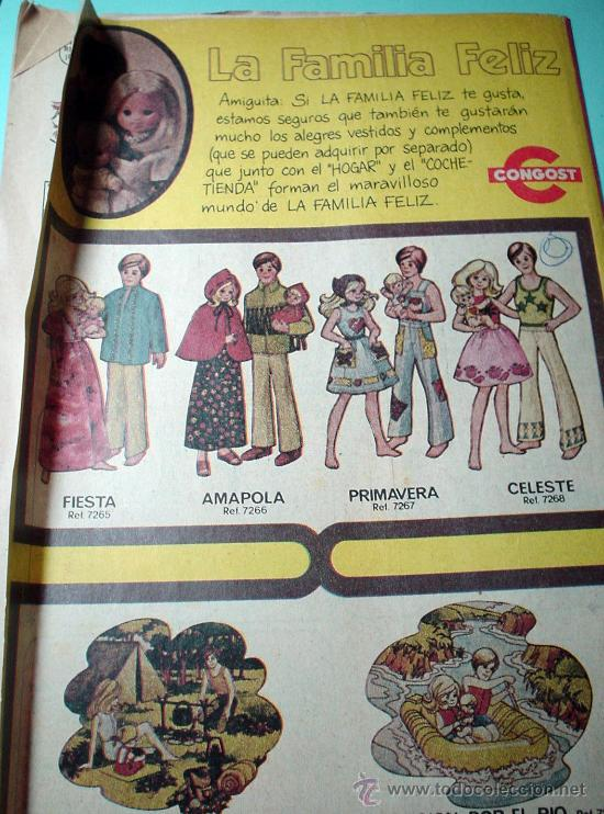 Tebeos: LILY. REVISTA JUVENIL FEMENINA. Nº 841 16/01/1978 ANUNCIO NENUCO. comic - Foto 2 - 30351827
