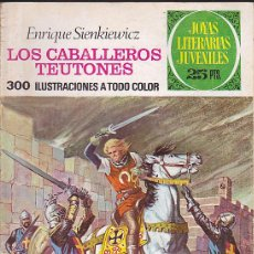 Tebeos: JOYAS LITERARIAS Nº 63. Lote 30393548