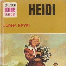 Tebeos: HEIDI, COLECCIÓN MUJERCITAS Nº 3, DIBUJOS ANGEL BADÍA CAMPS, AÑO 1979, 175 PAG. Lote 54464196