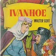 Tebeos: IVANHOE, COLECCIÓN HISTORIAS Nº 89, DIBUJOS: FRANCISCO BLANES, AÑO 1961. Lote 30407334