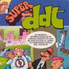 Tebeos: SUPER DDT Nº 28. INCLUYE AVENTURA DE LUCKY LUKE. EDITORIAL BRUGUERA. . Lote 30439742