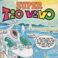 Tebeos: SUPER TIO VIVO Nº 79. INCLUYE AVENTURA LARGA TITULADA ¡ATRACO PERFECTO!. EDITORIAL BRUGUERA.. Lote 30439839