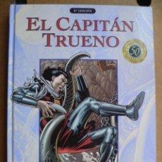 Tebeos: EL CAPITAN TRUENO 50 ANIVERSARIO 4ª EDICION ( B ) COMO NUEVO. Lote 30448787