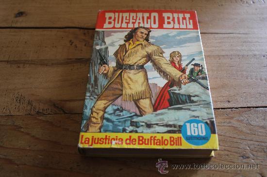 COLECCION HEROES Nº 46 BUFFALO BILL (Tebeos y Comics - Bruguera - Otros)