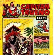 Tebeos: EL CAPITAN TRUENO (EXTRA) (BRUGUERA) Nº 63. Lote 30541854