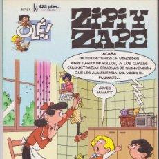 Tebeos: COLECCION OLE ZIPI Y ZAPE Nº 61. Lote 30572472