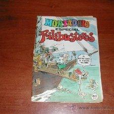 Tebeos: MORTADELO ESPECIAL Nº 103 FILIBUSTEROS, BRUGUERA 1981, REFª (JC). Lote 30573394