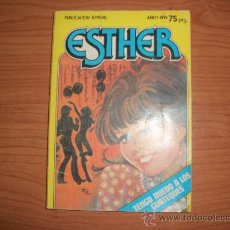Tebeos: ESTHER Nº 6 EDITORIAL BRUGUERA 1983 . Lote 30666995