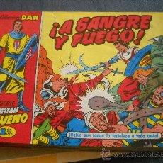 Tebeos: EL CAPITAN TRUENO. EDICION EN BLANCO Y NEGRO POR EL PERIÓDICO, 32 TEBEOS.. Lote 30672223