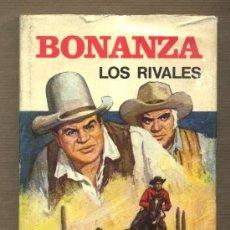 Tebeos: BONANZA. LOS RIVALES. HEROES SELECCIÓN. BRUGUERA. PRIMERA EDICIÓN.1968. Lote 30683962