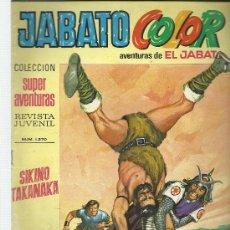 Tebeos: COMIC JABATO Nº 45 AÑO II SIKINO TAKANAKA. Lote 30700030