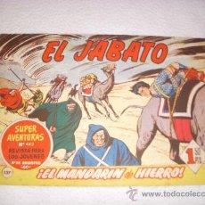 Tebeos: EL JABATO Nº 137, EDITORIAL BRUGUERA. Lote 30750092