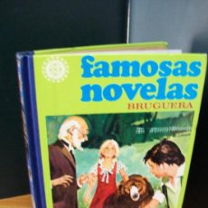 Tebeos: FAMOSAS NOVELAS BRUGUERA XI. 1981. Lote 31017638