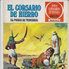 Tebeos: EL CORSARIO DE HIERRO Nº 7. SERIE ROJA. BRUGUERA 1977.. Lote 30739771
