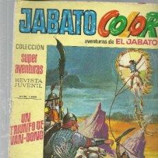 Tebeos: JABATO Nº 81 AÑO III UN TRIUNFO DE VAN DONG. Lote 30750805