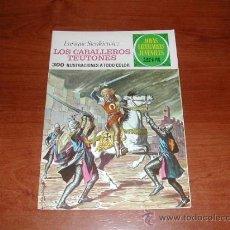 Tebeos: JOYAS LITERARIAS JUVENILES Nº 63 - BRUGUERA. RFª (JC)-TOM. Lote 30752629