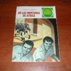 Tebeos: JOYAS LITERARIAS JUVENILES Nº 181 - 1ª EDICIÓN BRUGUERA. RFª (JC)-TOM. Lote 30753478
