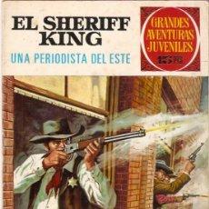 Tebeos: EL SHERIFF KING Nº 31. Lote 30803928